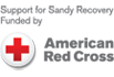 Red Cross Sandy Relief Logo